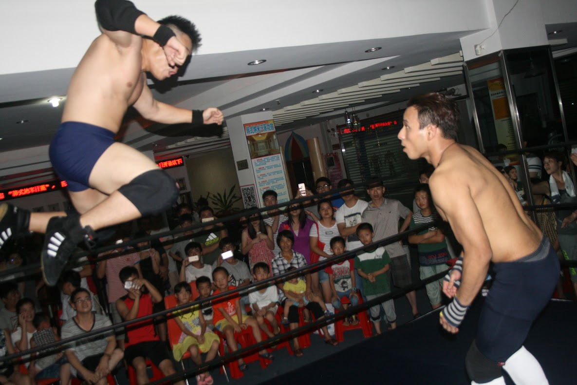 MKW TV statistics show that Chinese Pro Wrestling is well in demand!