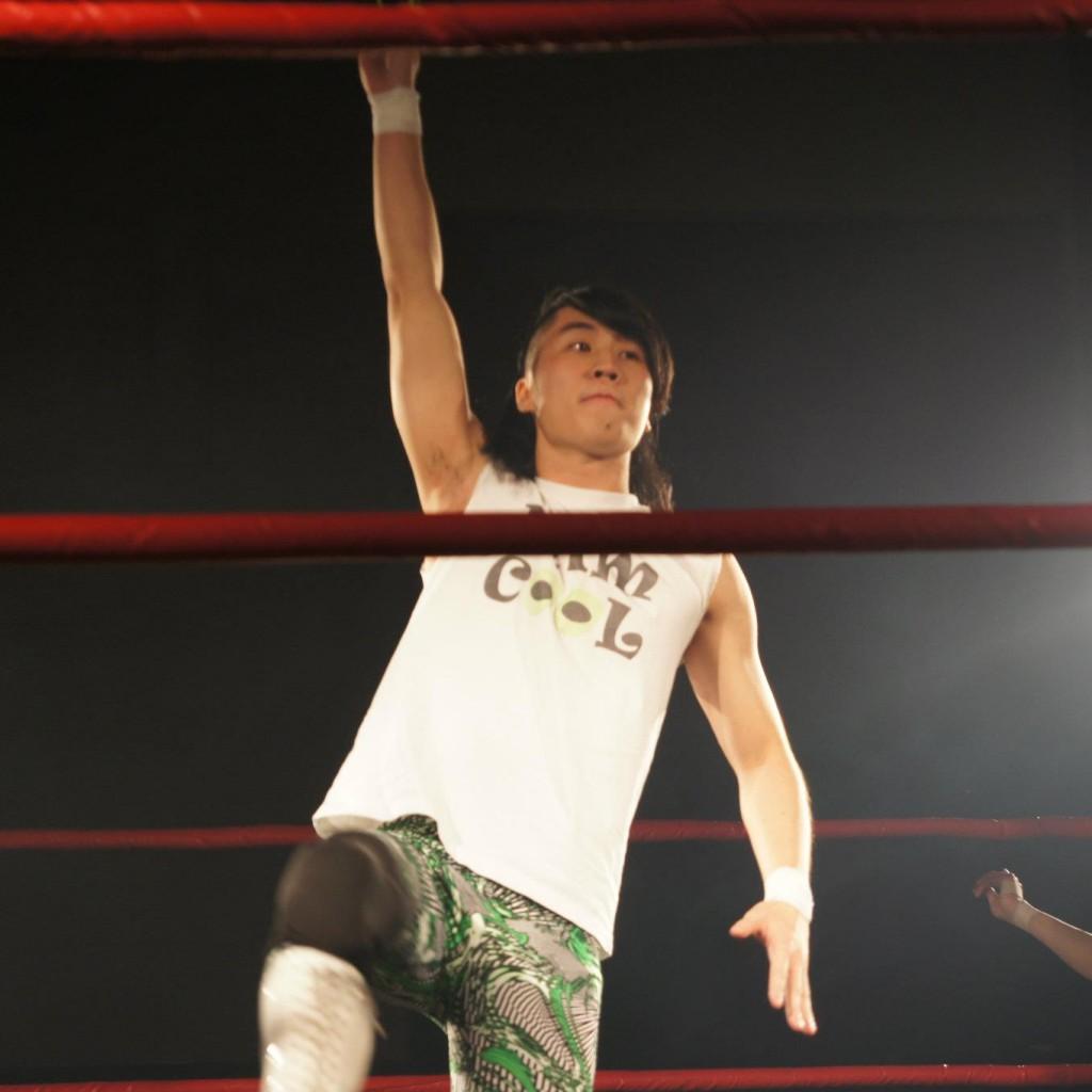 Hong Kong Pro Wrestler Ho Ho Lun