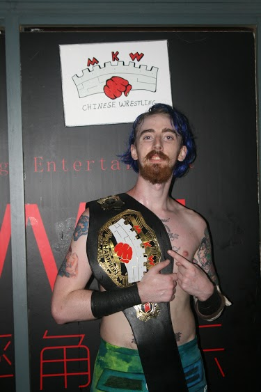 What conidition will Dalton Bragg be in for the MKW's January 16, 2016 event after PRIMOS PRO WRESTLING Sixth Annual Slave to the Death Match event?