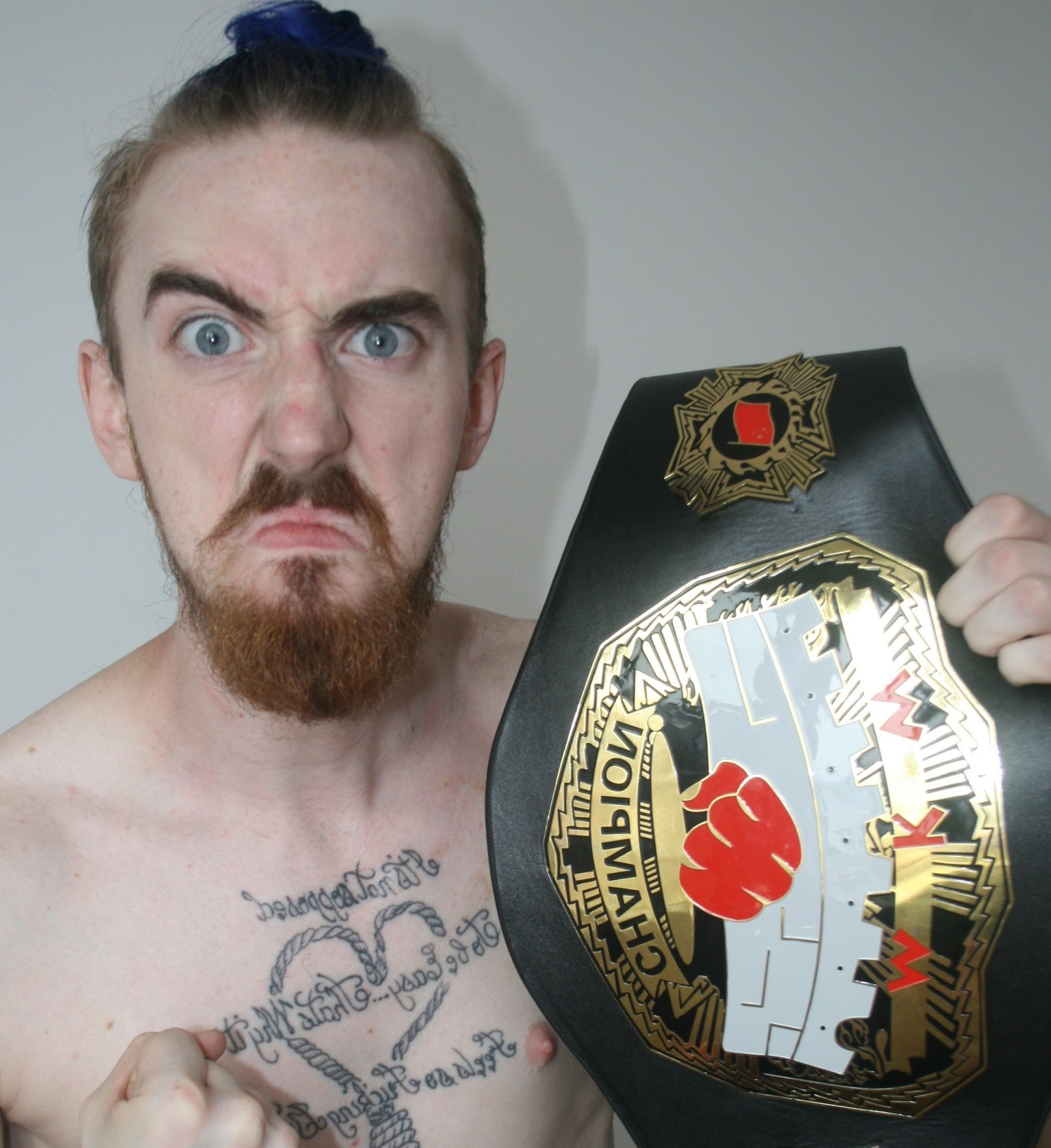 MKW Champion Dalton Bragg will Fight for Death Match Title in America