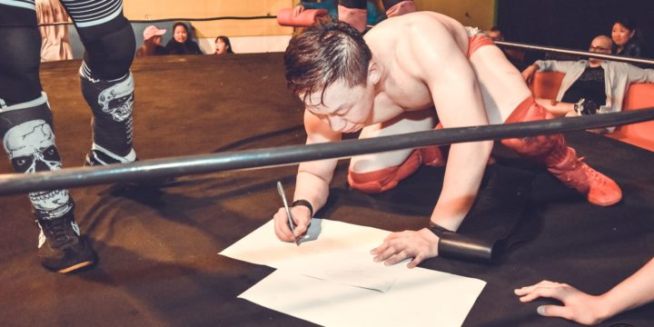 MKW's Harbin, China debut was a monumental success for Pro Wrestling