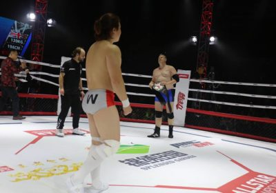 The MKW World Championship Rematch of the Century tore down the Baoan Stadium in Shenzhen