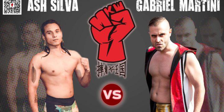 "MKW Shenzhen Showcase – Ash Silva vs. Gabriel ""Party boy"" Martini"